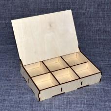 Коробочка (органайзер) для мелочей